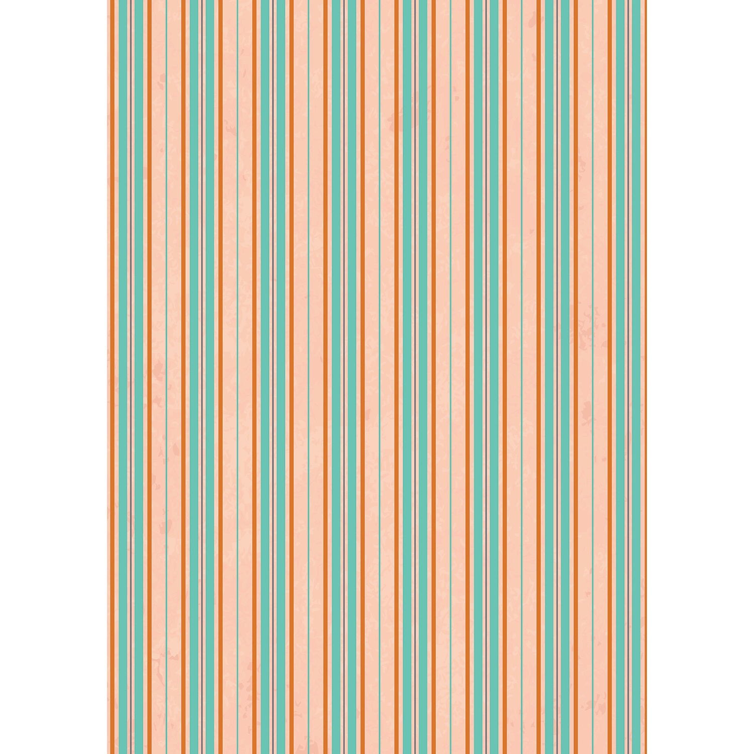 Westcott Striped Wallpaper Matte Vinyl D0049 63x87 Vy Or Bh