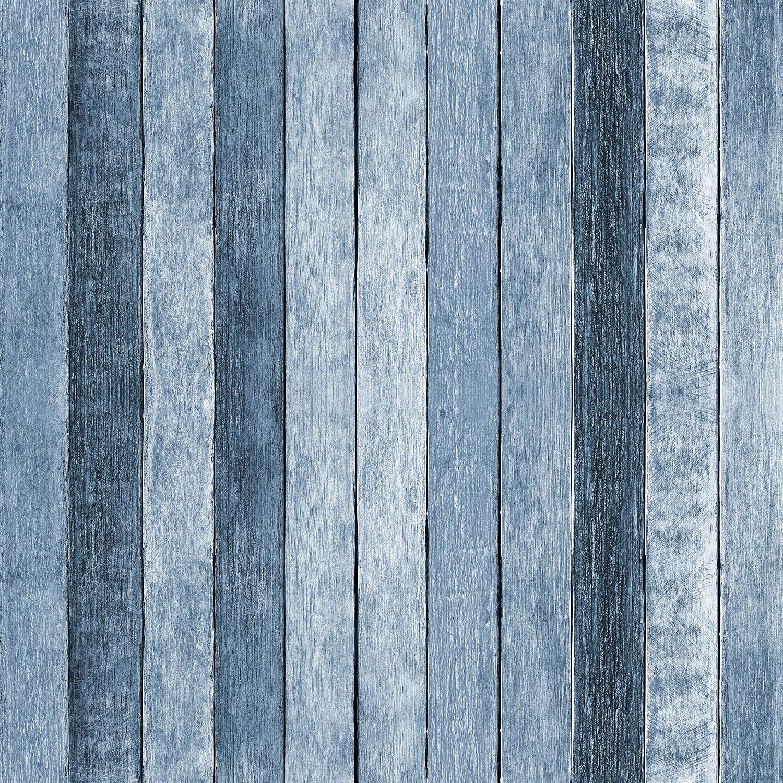 Westcott Rustic Wood Pattern Art Canvas D0065 43x43 Cv Bl B Amp H