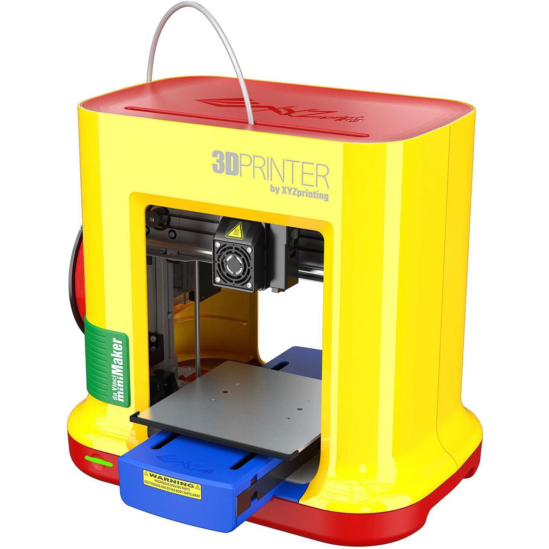 XYZprinting Da Vinci MiniMaker 3D Printer 3FM1XXUS00B B&H