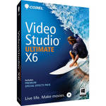 Corel VideoStudio Ultimate X6 (Electronic Download)