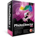 CyberLink PhotoDirector 5 Ultra Software
