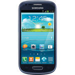 Samsung Galaxy S III Mini GT-I8190 International 8GB Smartphone (Unlocked, Blue)
