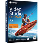 Corel VideoStudio Ultimate X7 Video Editing Software for Windows (Download)