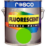 Rosco Fluorescent Paint - Green