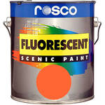 Rosco Fluorescent Paint - Gold