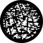 Rosco Steel Gobo #7107 -  Pine Branches - Size A
