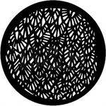 Rosco Steel Gobo #7102 - Abstract Leaves - Size A