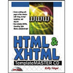 Cool Breeze CD-Rom: HTML & XHTML TemplateMASTER CD-ROM by Kelly Valqui