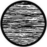 "Rosco Standard Black and White Glass Spectrum Gobo #81135 Open Static (86mm = 3.4"")"