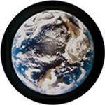 "Rosco Standard Color Glass Spectrum Gobo #86668 Earth Sky (86mm = 3.4"")"
