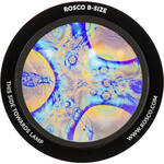 "Rosco Standard Color Glass Spectrum Gobo #86743 Sky-Dye Fusion (86mm = 3.4"")"