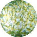 Rosco Glass Gobo #56205 (Green, Yellow ) (Size B = 86mm)
