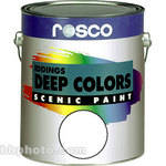 Rosco Iddings Deep Colors Paint - White
