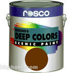 Rosco Iddings Deep Colors Paint - Burnt Umber