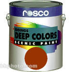 Rosco Iddings Deep Colors Paint - Burnt Sienna