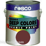 Rosco Iddings Deep Colors Paint - Raw Umber