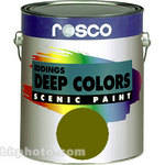 Rosco Iddings Deep Colors Paint - Chrome Oxide Green