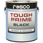 Rosco Tough Prime Black Primer & Sealant (5 Gallons, Satin)