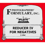 Photographers' Formulary Reducer IV for Black & White Film - 1 Liter