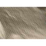 "Chimera 42x72"" Panel Reflector Fabric Only - Silver-Gold Zebra/White"