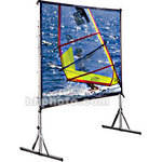 "Draper 218048 Cinefold Portable Projection Screen with Standard Legs (58 x 79"")"