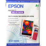 "Epson High Quality Inkjet Paper (A4 8.3 x 11.7"", 100 Sheets)"