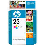 HP HP 23 Tri-Color Inkjet Print Cartridge
