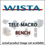 Wista Tele-Macro Bench 800mm for Wista 4x5 DX Wood Field Cameras