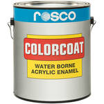 Rosco ColorCoat Paint - Black - 1 Gal.
