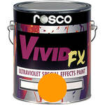 Rosco Vivid FX Paint - Orange