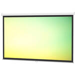 "Da-Lite 85308 Model B Manual Front Projection Screen (96x96"")"