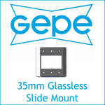 Gepe 35mm Glassless Slide Mounts - 10,000 Pack (Industrial)