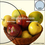 Heliopan 62mm KB6 (80C) Cooling Color Conversion Glass Filter