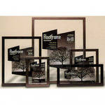 "MCS Wood Float Frame - 11x14"", Black"