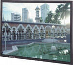 "Da-Lite 87697 Perm-Wall Fixed Frame Projection Screen (59 x 80"")"