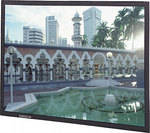 "Da-Lite 87703 Perm-Wall Fixed Frame Projection Screen (45 x 80"")"