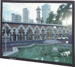 "Da-Lite 87704 Perm-Wall Fixed Frame Projection Screen (52 x 92"")"