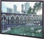 "Da-Lite 87706 Perm-Wall Fixed Frame Projection Screen (65 x 116"")"