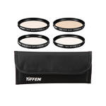 Tiffen 52mm Film Look Digital Video Filter Kit with Waist Pack