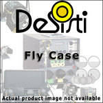 DeSisti Fly Case for Goya 1.2K HMI, Ballast and Accessories