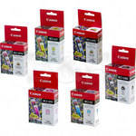 Canon BCI-6 Color Ink Cartridge Set  (6 Inks)
