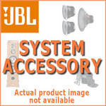 JBL MTC-25SSGBK - Control 25 Stainless Steel Replacement Grille - Black