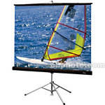 "Draper Diplomat Tripod Projection Screen-60x60""-HC Gray"
