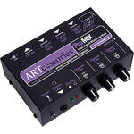 ART PROMIX 3-Channel Portable Mono Microphone Submixer