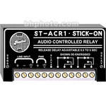 RDL ST-ACR1 - Line-Level Audio Controlled Relay (0.5 to 5 Second Delay)