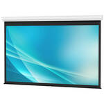 "Da-Lite Designer Contour Manual Screen - 45 x 80"" - Matte White HC"