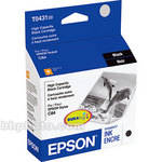 Epson Black Ink Cartridge (High Capacity)