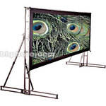 "Draper 221030 Truss-Style Cinefold Manual Projection Screen (10'6"" x 14')"
