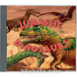 Sound Ideas Jurassic Dinosaurs Sound Effects Library (Download)
