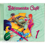 Sound Ideas Elements Cafe 1 - Imaging Elements and Sound Effects Library (Download)
